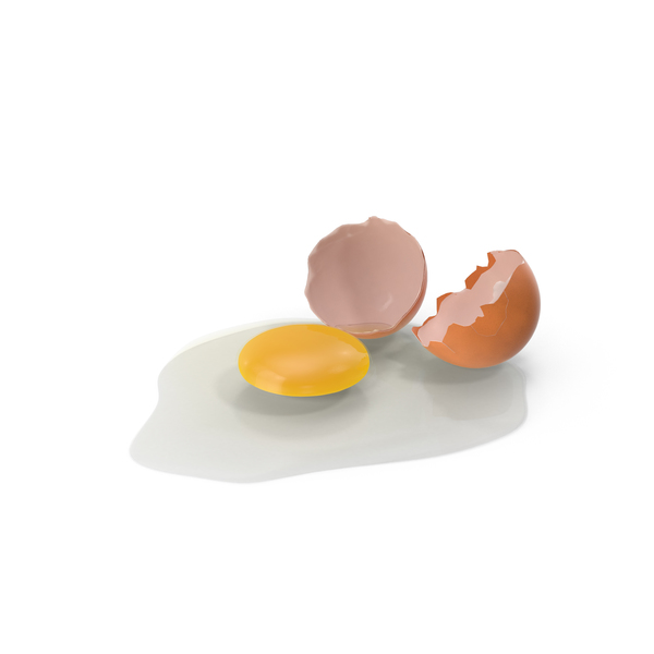Cracked Egg PNG & PSD Images