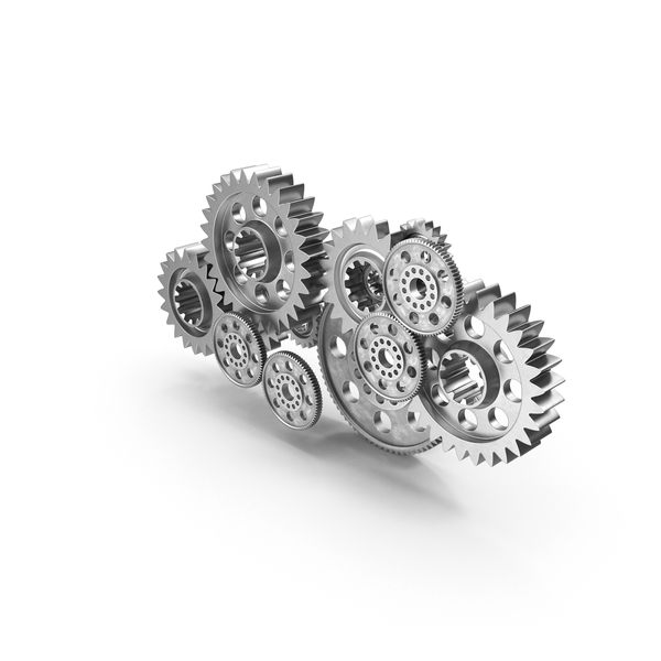 Gear Array PNG & PSD Images