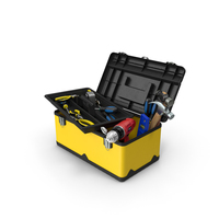 Toolbox PNG & PSD Images