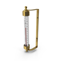 Outdoor Thermometer PNG & PSD Images