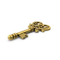 Skeleton Key PNG & PSD Images