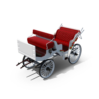 Wedding Carriage PNG & PSD Images