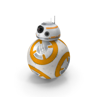 Star Wars BB-8 PNG & PSD Images