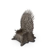Iron Throne PNG & PSD Images