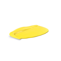 Yellow Paint Dab PNG & PSD Images