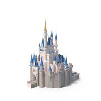 Fairytale Castle PNG & PSD Images