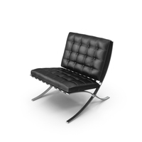 Barcelona Chair PNG & PSD Images