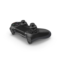 Sony PlayStation 4 Controller PNG & PSD Images