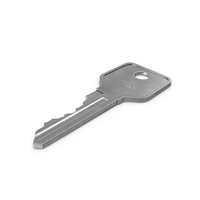 Silver Key PNG & PSD Images
