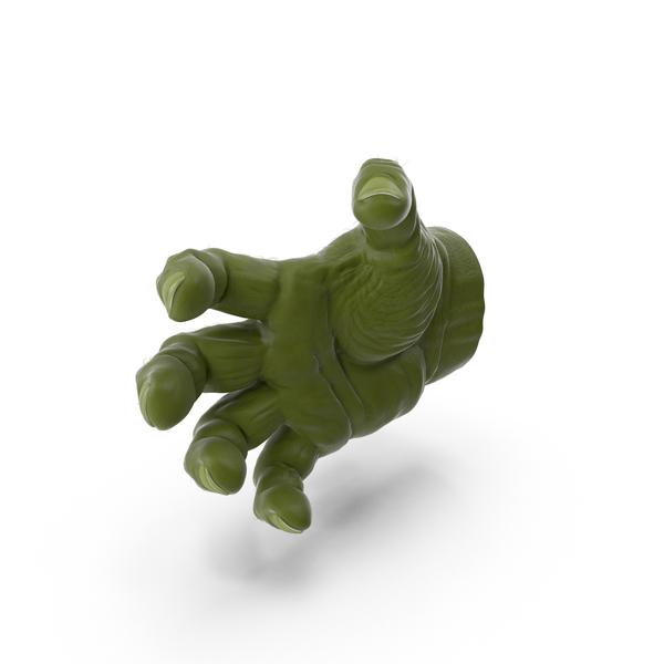 Hulk Hand Object