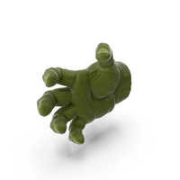 Hulk Hand PNG & PSD Images