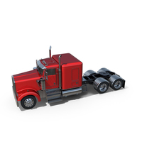 Semi Trailer Cab PNG & PSD Images