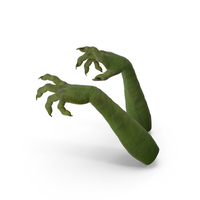 Goblin Hands PNG & PSD Images