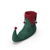 Elf Shoe PNG & PSD Images
