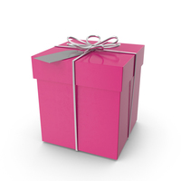 Square Gift Box PNG & PSD Images