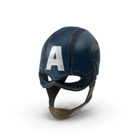 Captain America's Cowl PNG & PSD Images
