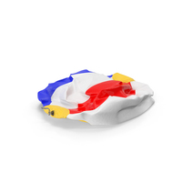 Deflated Beach Ball PNG & PSD Images