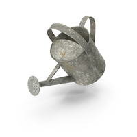 Metal Watering Can PNG & PSD Images