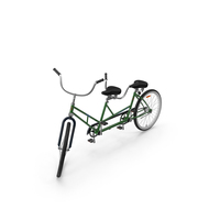 Bicycle Built for Two PNG & PSD Images