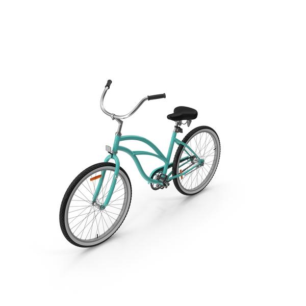 Beach Bike Object