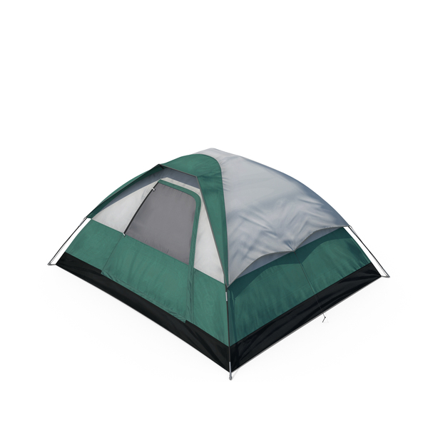 Camping Tent Closed PNG & PSD Images