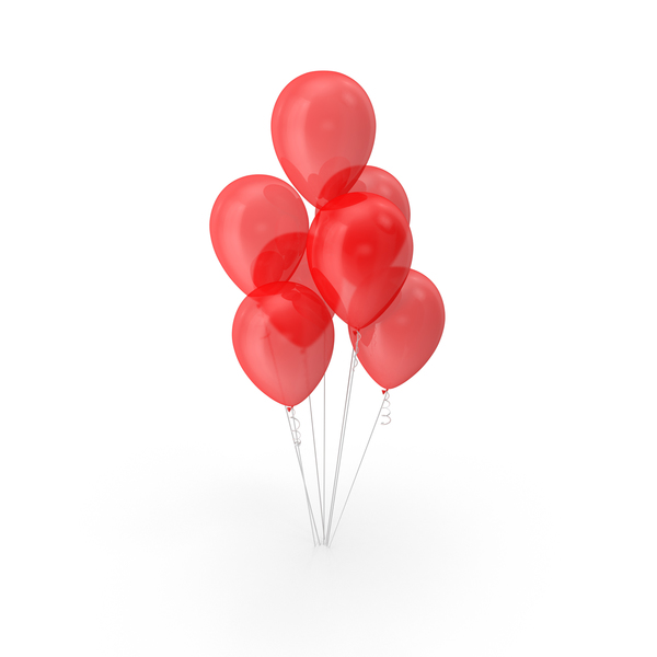 Balloons PNG & PSD Images