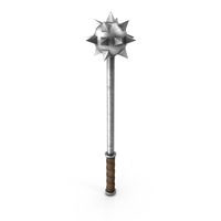 Spiked Ball Mace PNG & PSD Images