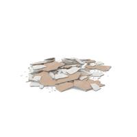 Broken Sheetrock PNG & PSD Images