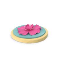 Iced Cookie PNG & PSD Images