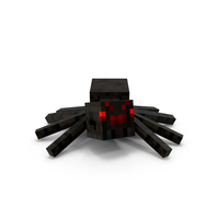 Minecraft Spider PNG & PSD Images