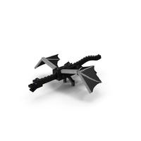 Minecraft Ender Dragon PNG & PSD Images