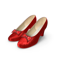 Ruby Slippers PNG & PSD Images