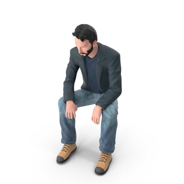 Sad Keanu Object