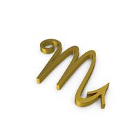 Scorpio Symbol PNG & PSD Images