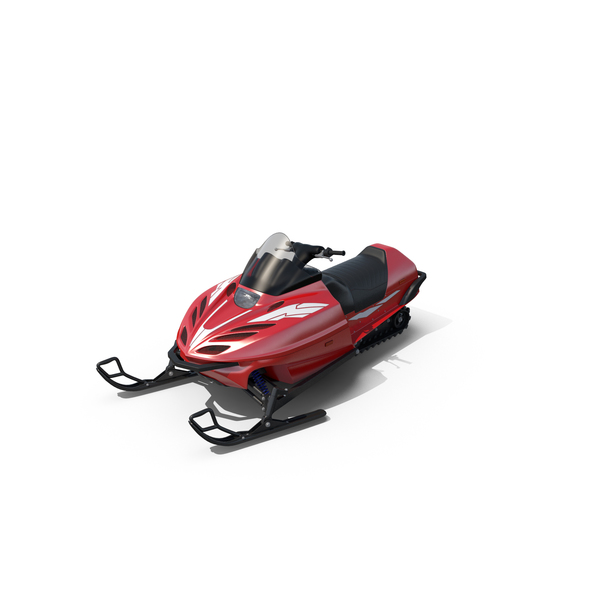 Snowmobile Object