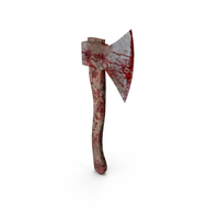 Bloody Hatchet PNG & PSD Images