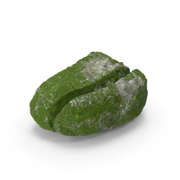 Mossy Rocks Object