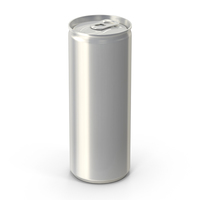 Generic Can 250ml PNG & PSD Images