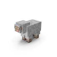 Minecraft Sheep PNG & PSD Images