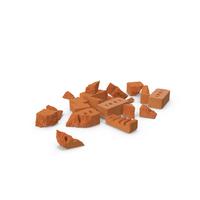 Broken Bricks PNG & PSD Images