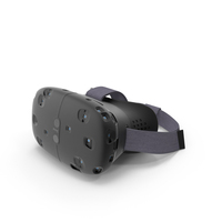 HTC Vive Headset PNG & PSD Images