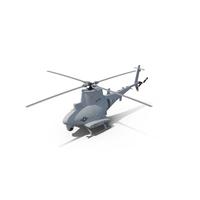 Northrop Grumman MQ 8B Fire Scout UAV PNG & PSD Images