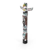 Totem Pole PNG & PSD Images