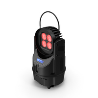Portable Battery Powered Luminaire PNG & PSD Images