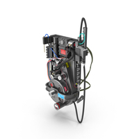 Ghostbusters Proton Pack PNG & PSD Images
