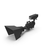 TV Studio Camera PNG & PSD Images