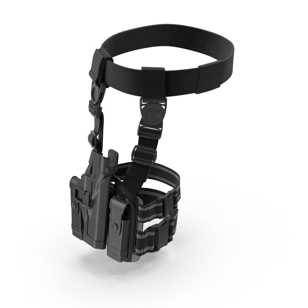 Leg Holster PNG & PSD Images