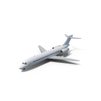 717-200 Air Liner PNG & PSD Images