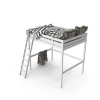 Loft Bed PNG & PSD Images