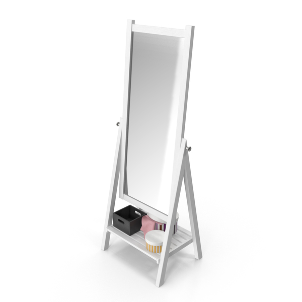 Tall Mirror PNG & PSD Images